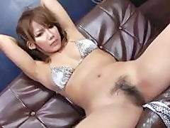 Amazing bondage with horny Japan model� Akiho Nishimura
