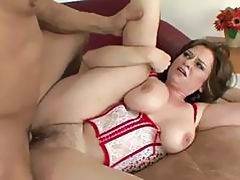 Busty MILF Needs To Get Her Hairy Pussy Drilled